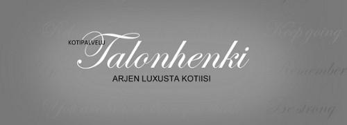 Kotipalvelu Talonhenki logo